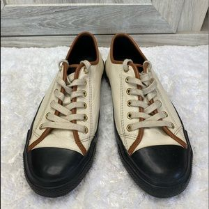 Coach Empire Leather Sneakers Low Top  8